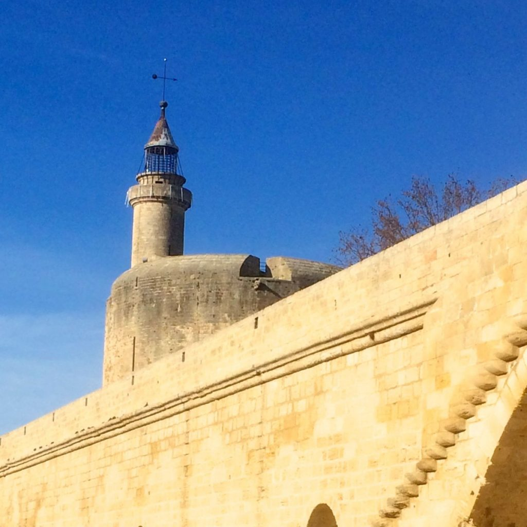 Tour Constance Aigues Mortes