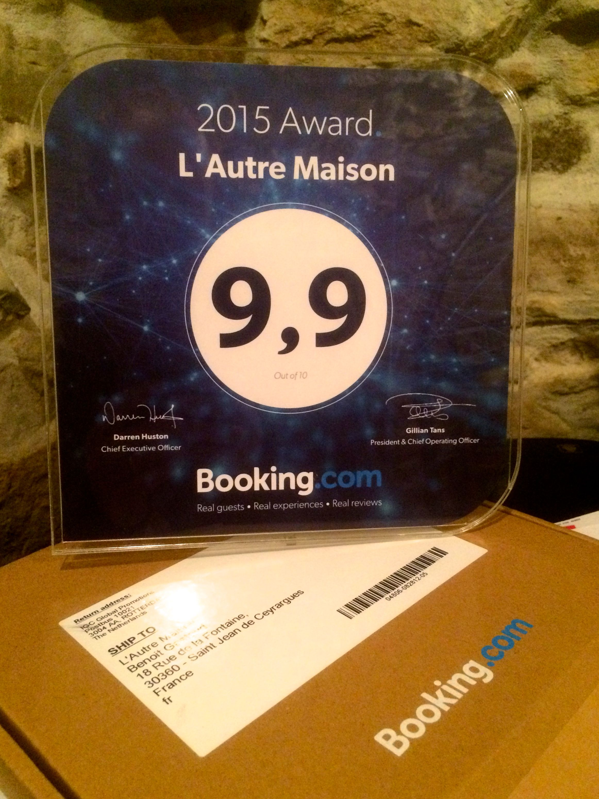 L'Autre Maison - Booking.com